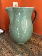 Green Ceramic Pitcher in Bartlett, Illinois