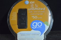 Samsung a157 Go Phone (AT&T) in Lockport, Illinois
