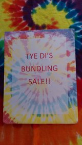 TYE Di's bundling sale in Byron, Georgia