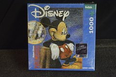 Disney MIckey Mouse Mosaic Puzzle in DeKalb, Illinois