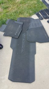 Stock Ford F250 Rubber floor mats in Travis AFB, California