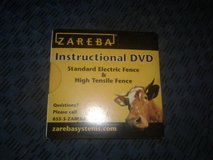 Electric Fence Dvd New in Beaufort, South Carolina