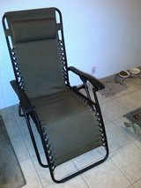 Reclining Patio Chair from Bed Bath & Beyond: LIKE NEW! in 29 Palms, California