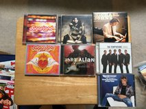 CD's:  Great Condition:  Country, Rock n Roll, Idols in Camp Pendleton, California