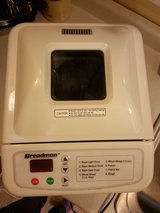 Breadman TR 440 Bread Machine / Bread Maker - Like New in Great Lakes, Illinois