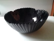 Black Ceramic Bowl in Eglin AFB, Florida