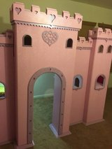 Princess Castle loft Bed in Hemet, California
