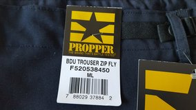 New Propper BDU/LAPD Navy trouser f520538450 in Travis AFB, California