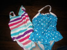 Two 2T bathing/swim suits in Spring, Texas