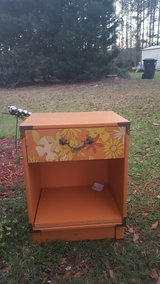 MCM Whimsy by Drexel orange night stand Brady Bunch in Byron, Georgia