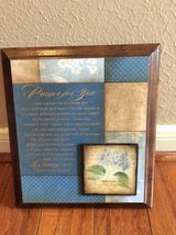 ***REDUCED***BRAND NEW***I Said A Prayer For You Today Plaque*** in Cleveland, Texas