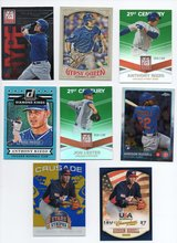 CHICAGO CUBS ROOKIES & #'ed CARDS SCHWARBER, RIZZO... in Oswego, Illinois