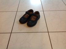 12W Stride Rite shoes navy blue in Ramstein, Germany