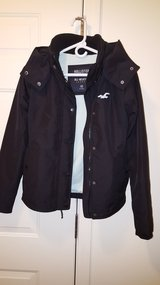 XS Hollister All Weather jacket like new condition in Watertown, New York