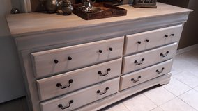 Large Cream Dresser in Baytown, Texas