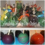 Candy Apples in Hinesville, Georgia