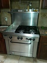 Range/Oven, Commercial in Alamogordo, New Mexico