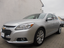 2015 Chevrolet Malibu in Ansbach, Germany