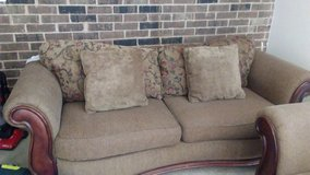 1 large couch in Elgin, Illinois