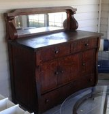 Antique buffet (project Piece) in Moody AFB, Georgia