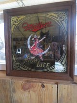 Miller High Life Wall Mount Mirror in Fort Rucker, Alabama