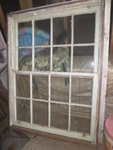 Antique Window in Fort Rucker, Alabama