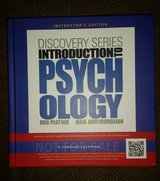Instructor's Edition Discovery Series Introduction to Psychology Textbook 2013 in Yorkville, Illinois