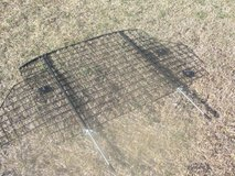 WIRE MESH UNIVERSAL CAR BARRIER RETAIL $79.99 in Camp Lejeune, North Carolina