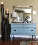 Antique Low Boy Dresser Sideboard Refurbished in Byron, Georgia