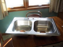 Kitchen Sink-NEW Stainless steel in DeKalb, Illinois