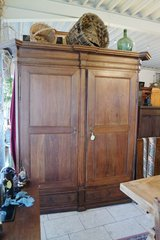 superb 200 year old armoire in Ramstein, Germany