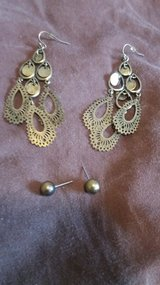 Two sets of Earrings in Ramstein, Germany