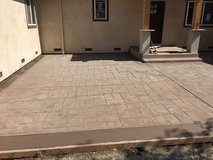 Landscaping and Cement in Vacaville, California