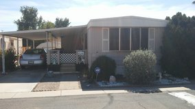 Mobile Home 55+ Adult Park in Phoenix, Arizona