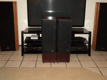 KEF 104/2 Reference Series Speakers in Fort Bliss, Texas