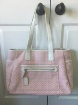 Coach Signature Business Tote Diaper Baby Bag Multifunction Bag Pink No. 5707 in Glendale Heights, Illinois
