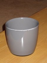 "gray flowerpot 5.5"" x 5.5"" in Lockport, Illinois"