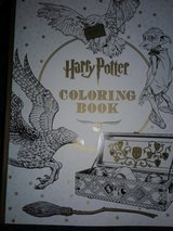 Harry Potter Coloring Book New in Beaufort, South Carolina