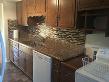 Kitchen cabinets and appliances in Morris, Illinois
