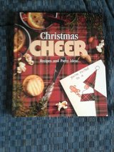 Christmas Craft Book And Cookbook New in Beaufort, South Carolina