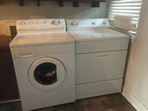 Washer/Dryer in Morris, Illinois
