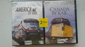 America by train in Fort Campbell, Kentucky
