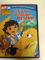 Diego - The Great Dinosaur Rescue in Okinawa, Japan