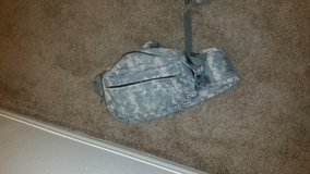 Cls bag in Fort Irwin, California