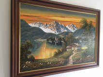 A stunning original Artur Franke oil on canvas painting in Cambridge, UK