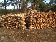 FIREWOOD-ALREADY SPLIT-FREE DELIVERY-Great for Bonfires ! in Cherry Point, North Carolina
