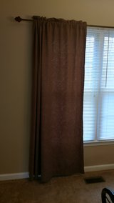 2 panels curtains in Camp Lejeune, North Carolina