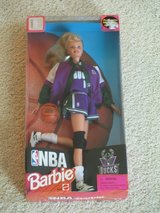 NBA Barbie NEW in Bartlett, Illinois