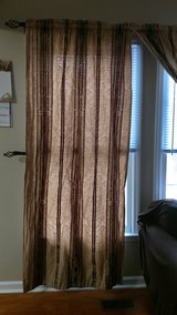 4 panels curtains in Camp Lejeune, North Carolina