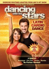 ***Dancing with the Stars Latin Cardio Dance DVD*** in Cleveland, Texas